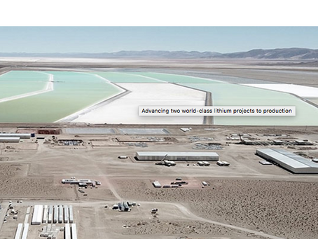 Lithium mining hits Native American lands in the USA