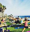 Sunset Beach Yoga at Law Street pic.jpg