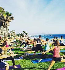 Sunset Beach Yoga at Law Street pic.jpg