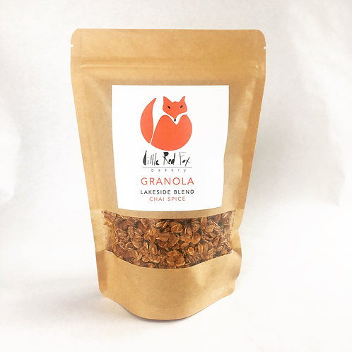 Lakeside Blend: Chai Spiced Granola
