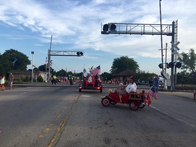 Elburn Parade