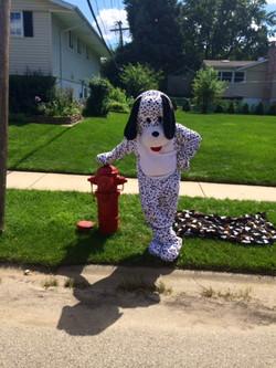 Sparky the Fire Dog