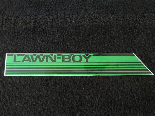 LAWN-BOY HANDLE DECAL
