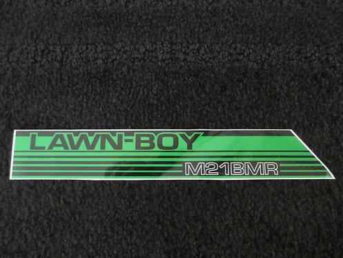 LAWN-BOY HANDLE DECAL M21BMR