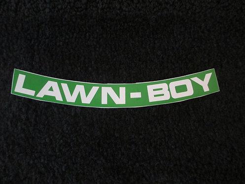 LAWN-BOY SHROUD DECAL