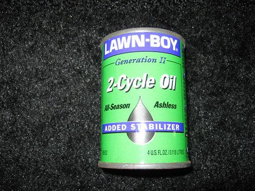 LAWN-BOY VINTAGE 2 CYCLE OIL (NOS)