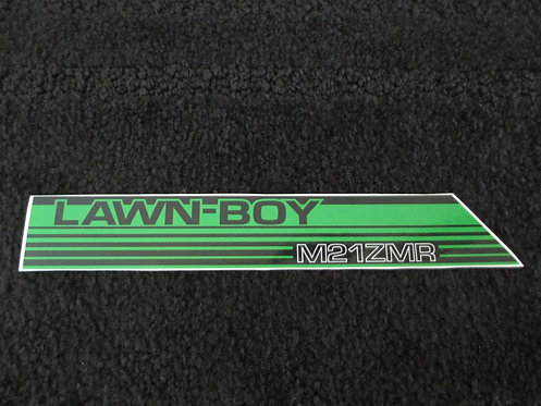 LAWN-BOY HANDLE DECAL M21ZMR