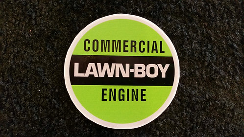 LAWN-BOY COMMERCIAL ENGINE RECOIL DECAL