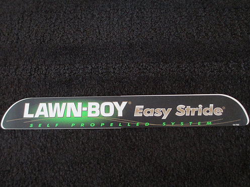 LAWN-BOY EASY STRIDE MODEL SELF PROPELLED SYSTEM DECAL