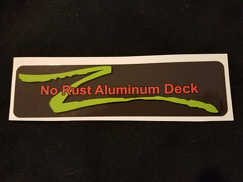 LAWN-BOY COMMERCIAL DECK HOUSING DECAL PART 94-6303