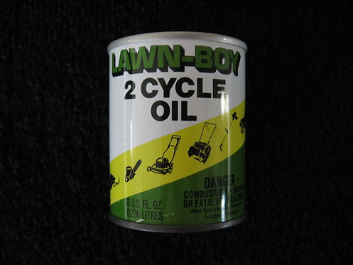 LAWN-BOY VINTAGE 2 CYCLE OIL