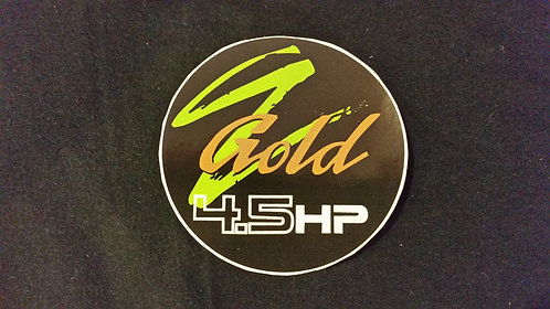 LAWN-BOY GOLD SERIES 4.5HP RECOIL DECAL