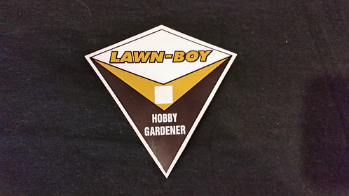 LAWN-BOY HOBBY GARDENER HANDLE DECAL