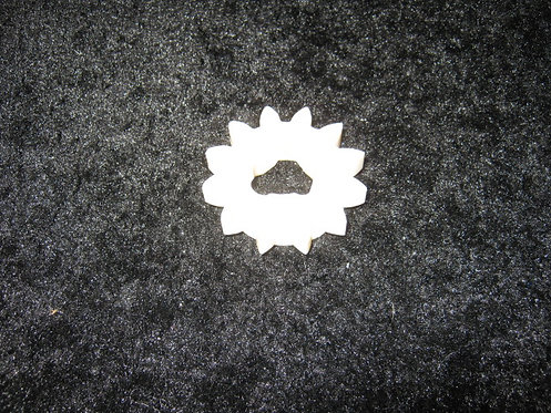 LAWN-BOY OMC STARTER PINION GEAR PART # 607547 (NOS)