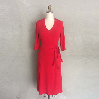 Red Rhapsody dress
