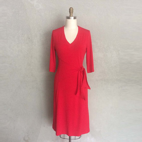 Red Rhapsody dress
