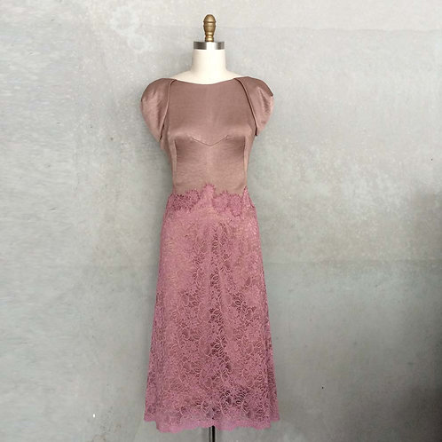 Caplet dress