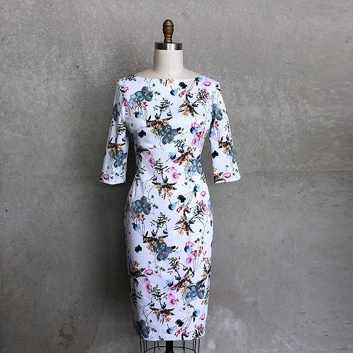 Hillary dress: Bouquet