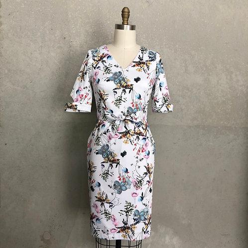 Vana dress: bouquet