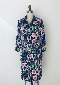 Annie Shirt-dress