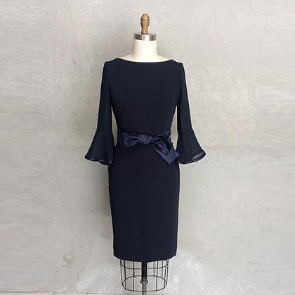 Navy Vivian Dress