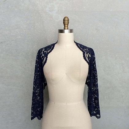 Lace Bolero with 3/4 sleeve