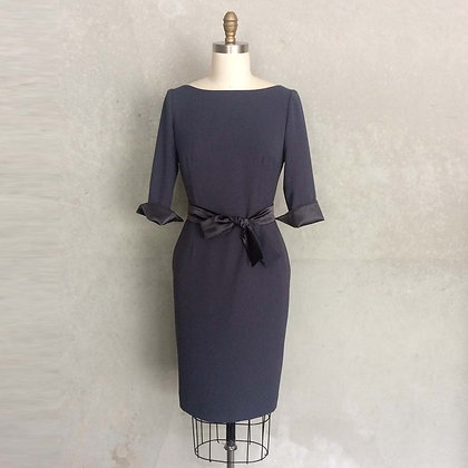 Charcoal Classic Florence dress