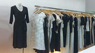 The collection of hand made and Australian made dresses and seperates
