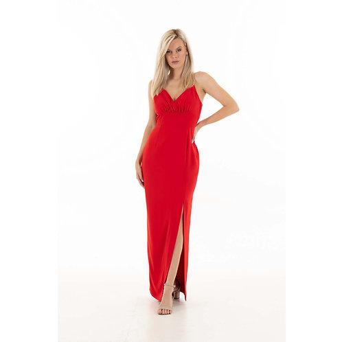 Red Josie dress