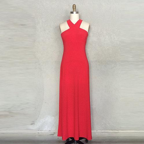Alice dress in red
