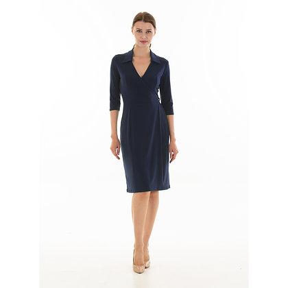 Navy Trudy dress