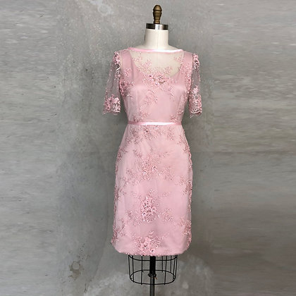 Amy Gown: pink