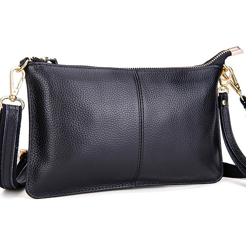 Women Genuine Leather Day Clutches / crossover Bag