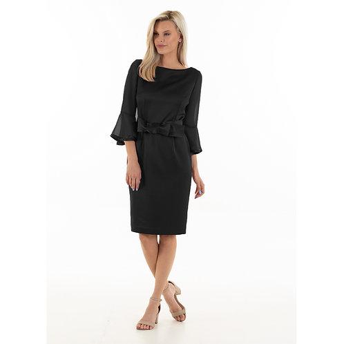 Vivian Dress:Black