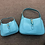 Thumbnail: Retro look One-Shoulder Leather Bag in 8 colours
