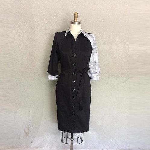Aviator Shirt-Dress