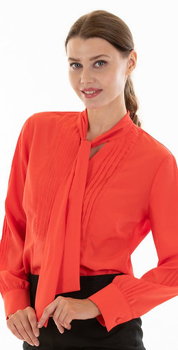 Kate Blouse:orange