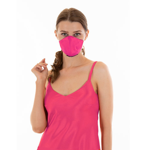 Classic Face designer face mask: solid colours