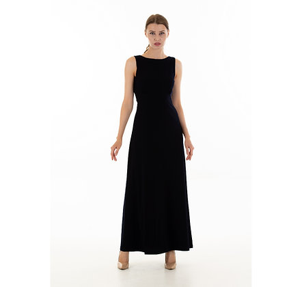 Venice dress in black