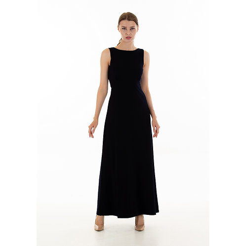 Venice dress in black