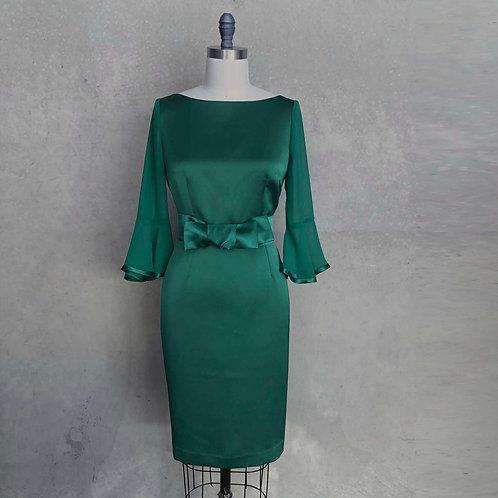 Emerald Vivian dress