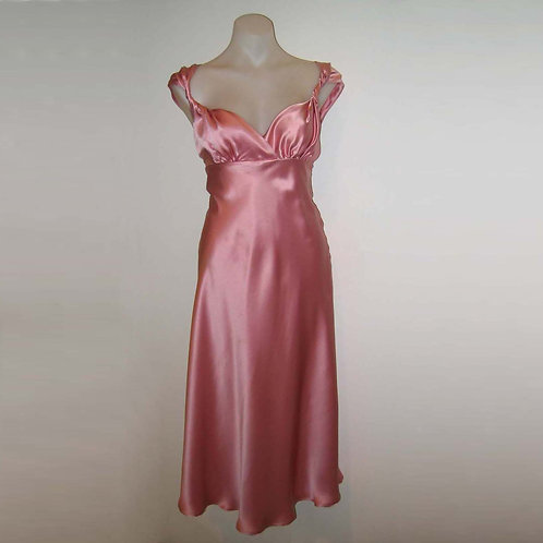 Trista slip dress