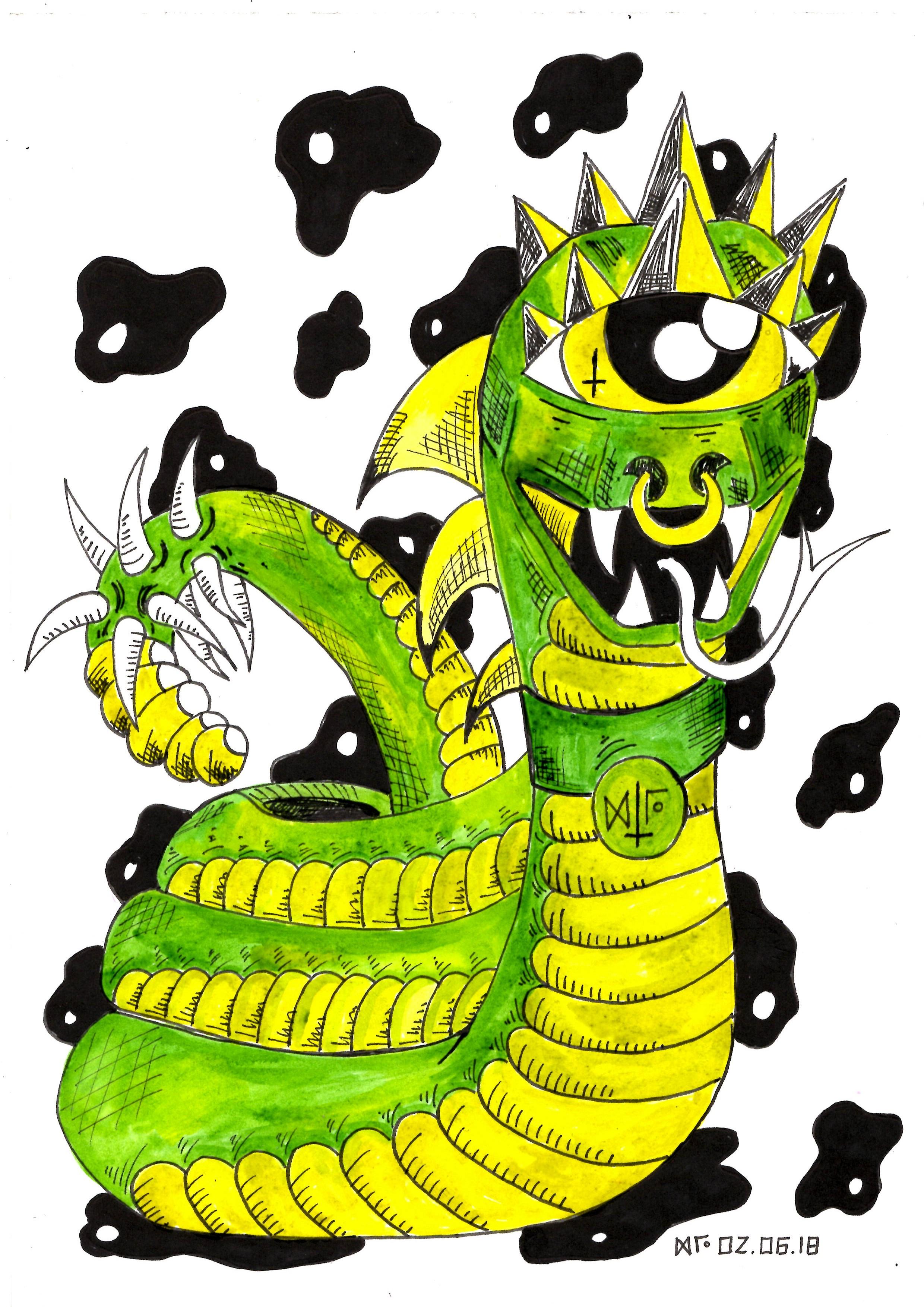 Le Serpentaire