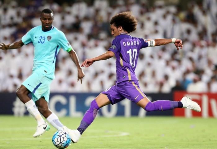 AFC Champions League 2017- Quarter-finals-1st leg:Al Ain 0-0 Al Hilal
