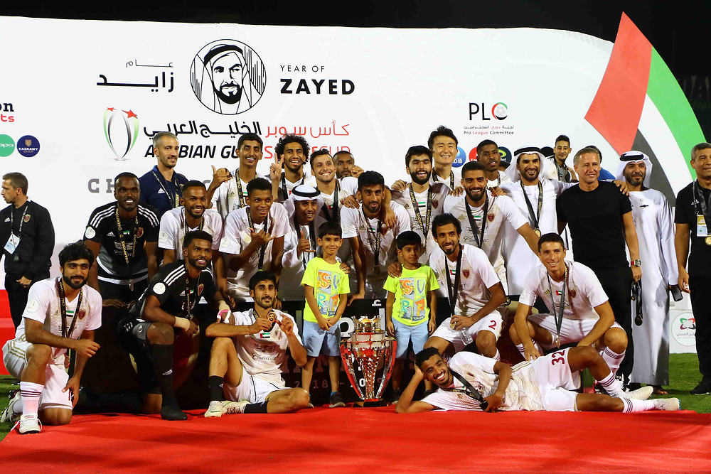 Arabian Gulf Super Cup Winner