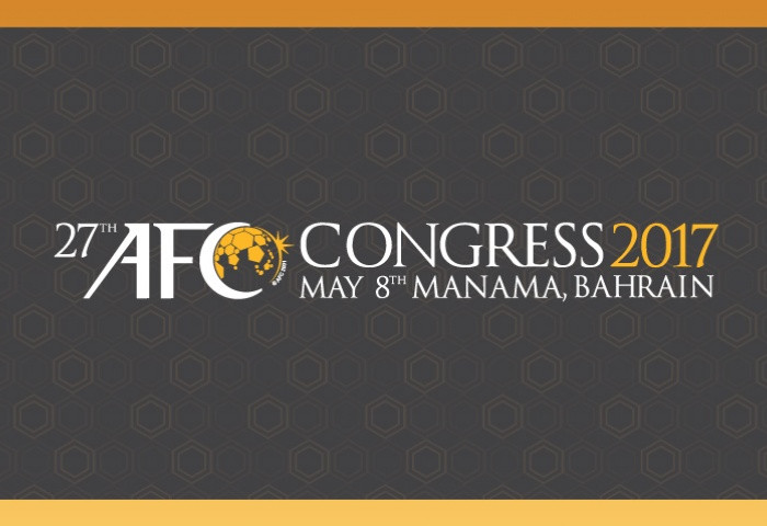 AFC Congress Manama Bahrain