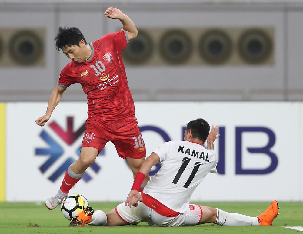 AFC Champions League Quarter Finals; Persepolis vs Al Duhail