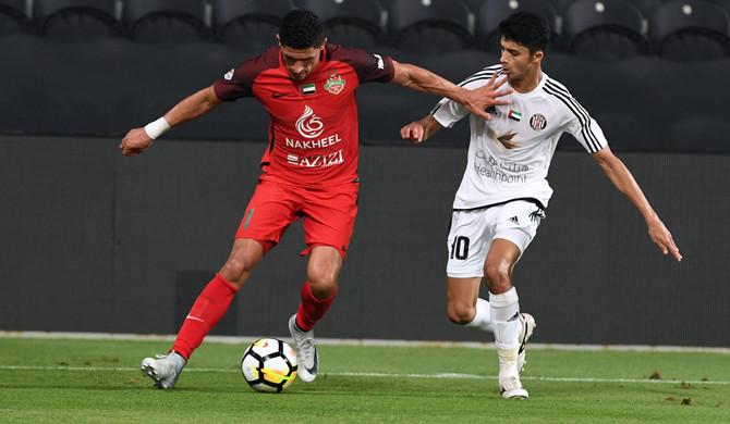 Arabian Gulf League UAE Matchweek 7 Roundup