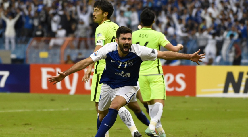 Al Hilal Saudi Arabia AFC Champions League Final