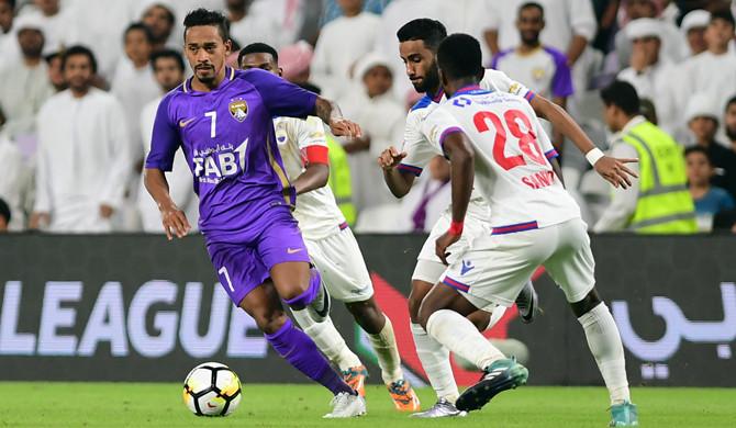 Arabian Gulf League 2017/18